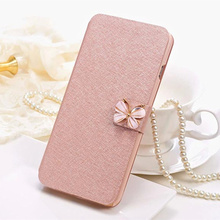 High Quality original Leather phone case for Blackberry Z10 With Stand Function and ID Card Holder 17 Colors(China)
