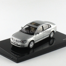 Silver 1:43 Volkswagen German VW PASSAT V6 B5.5 Die Cast Model Car Metal Model Festival Gifts Vehicle
