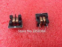 10pcs/lot UU9.8/uf9.8 common mode inductor filter 5MH wire diameter 0.5MM 7*8