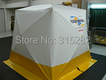 useful safe Outdoor construction tent  outside Wire installation tent