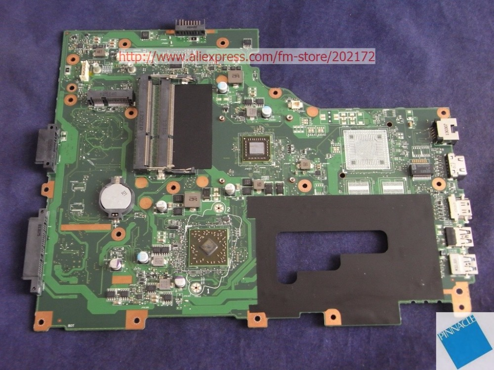 NBC1U11002 EG70BZ Motherboard for Gateway NE71B Packard Bell LE11 /w E-450 CPU(China (Mainland))