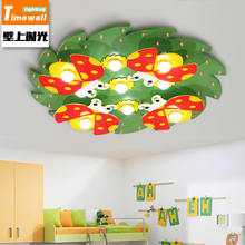 CM057 Ladybug baby children's Lantern cartoon ceiling lamp bedroom LED children's room nursery lighting
