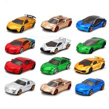 1:64 Metal Car Models Diecast Nascar Bugatti Model Toys Cars Christmas Present For Kids Boys Toy Collection Vehicle For Children(China)