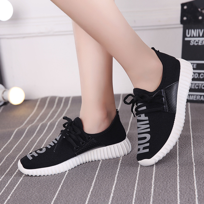 2017 New Leisure cheap Women Shoes Wark  Breathable Flat Autumn Casual Shoes Size 35-40 Zapatos Mujer<br><br>Aliexpress