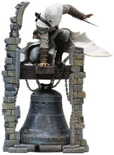 Assassin's Creed ALTAIR The Legendary Assassin Statue Ibn-La Ahad Edward  PVC Figure Collectible Model Toy
