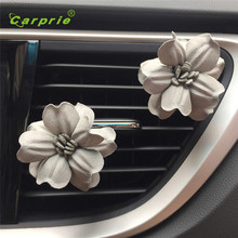 Car multiflora Flower Air Outlet Fragrant Perfume Clip Air Freshener Diffuser fashion new styling hot 17july19