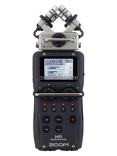 ZOOM H5 Four-Track Portable Recorder professional 4-track recorder 2014 new upgraded version H4N Recording pen