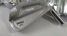 Golf head TourOK  Ray H Golf irons  set 4-9 P Irons  no shaft Free shipping