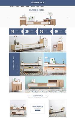 华灵视觉★Y103家具柜子沙发家具家居 装饰画 三色切换