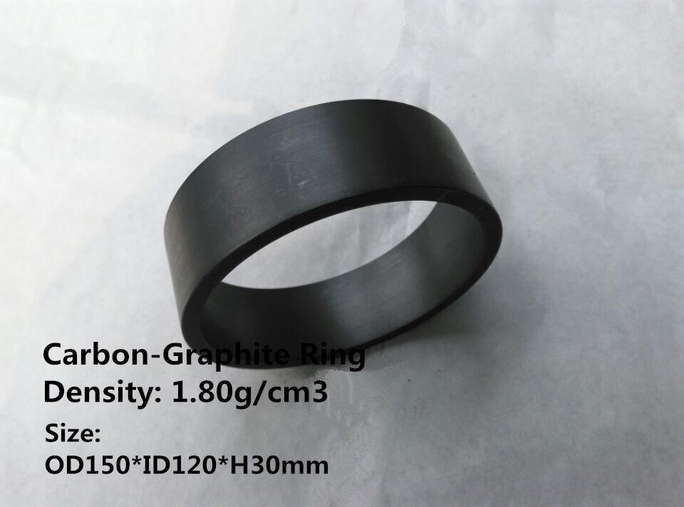 Graphite Ring GR15030  ,   Graphite sleeve for Degassing in Molten Aluminum<br>