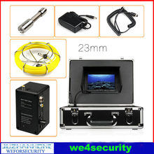 Waterproof Underwater Sewer Drain Pipeline Snake Inspection Camera,Plumbing Snake Camera 30m Cable DVR Recorder(China)