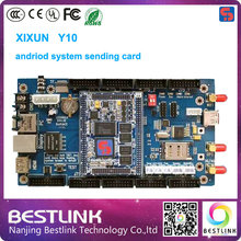 Xixun Y10 android system control card sending card wireless remote control led controller card led advertising display screen