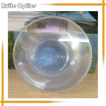 2pc 70mm Diameter Round Optical PMMA Plastic Fresnel Condensing Lens Focal Length27mm for 3D Plane Magnifier,Solar concentrator(China)