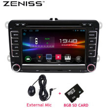 ZENISS Android 7 inch B6 B5 B7 Passat Car DVD For VW Golf Android DVD VW Radio GPS For VW Polo Car Stereo Radio 65DS