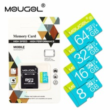 High speed Class10 Flash Memory card Microsd mini TF Card 8GB 6GB 32GB 64GB micro sd card Cartao De Memoia free adapter gift(China)
