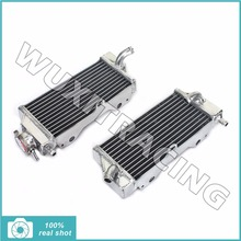 L / R Aluminium Alloy Core Motorcycle New MX Offroad Radiator Cooling for YAMAHA YZ250F YZ 250 F YZF250 YZF 250 2010 2011 12 13