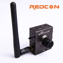Boscam All-in-one 200mW 5.8G Transmitter Integrated 1440 x 1080P HD Camera & Video Recorder
