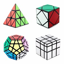 Treeby Plastic Neo Cube Magic Set Cubos Magicos Magic Cube Mirror Cube Games Puzzle Neocube Balls Funny Kids Toys For Children