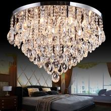 LED k9 Crystal Ceiling Light Fixture Modern Ceiling Light luster Ceiling Light Lighting Lamp Guaranteed 100%+Free shipping!