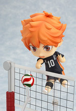Anime Figure 10CM Nendoroid Haikyuu!! Hinata Syouyou #461 PVC Action Figure Toy Doll Sport Toy(China)