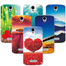 Scenery Phone Cases Doogee X6 Pro Case Cover DOOGEE / PRO Soft TPU Silicone Back 5.5 inch - Mall of for Smart store