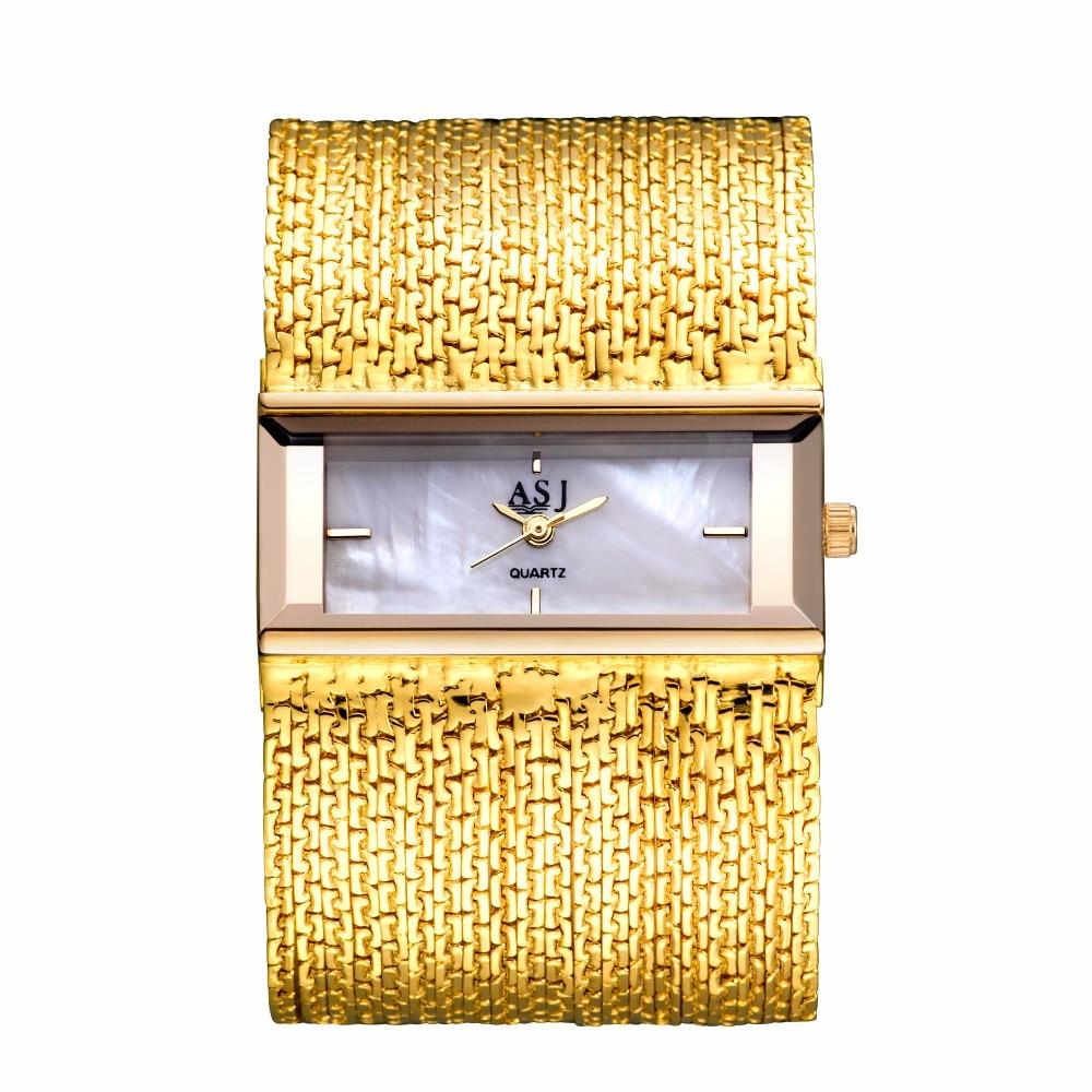 ASJ Womens Personality Fashion Watch Retro Luxury Decorative Watch<br>