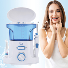 Portable Tooth Punching Device Convenient Tooth Care Professional Water Floss Oral Irrigator Dental SPA Cleaner Dental Flosser(China)