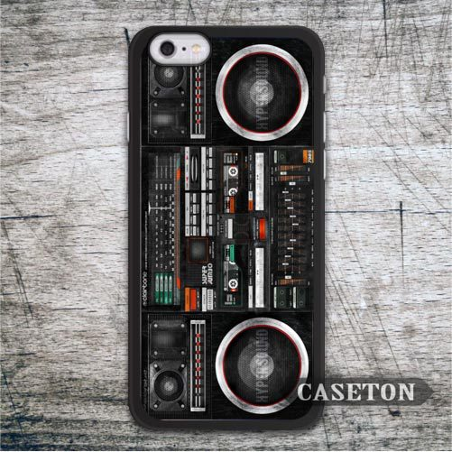 Vintage Boombox Music Blaster font b Case b font For font b iPhone b font 7