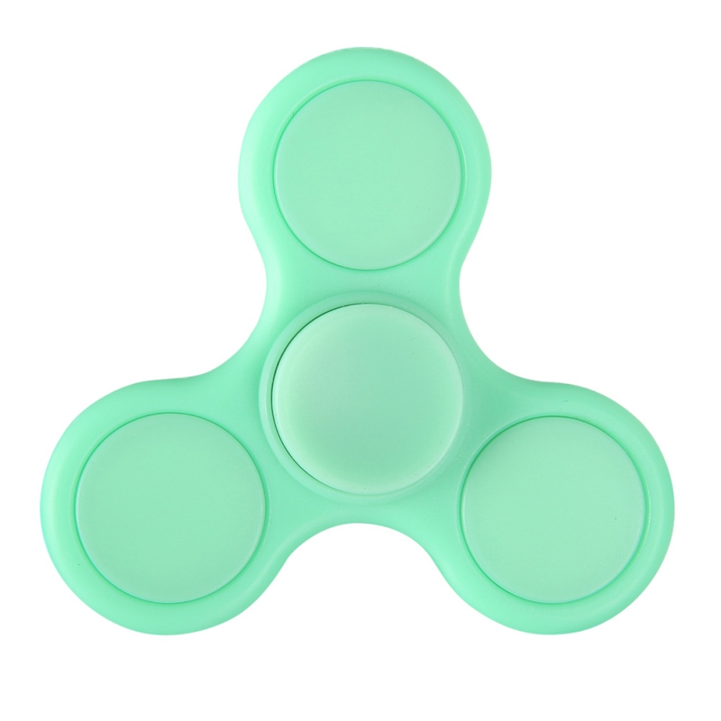 Fidget Tri-Spinner Toys Sensory Fidgets Autism ADHD Hand Spinner Anti Stress Funny Plastic EDC Rotation Long Time Gifts Toys