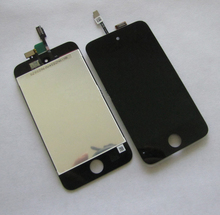 For iPod Touch 4th Generation LCD Screen and Digitizer Assembly Black White