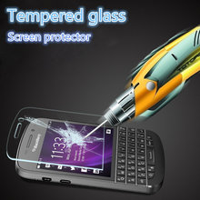 For BlackBerry Q10 New Luxury 9H Tempered Glass Screen Protector Ultra Thin Clear Explosion-proof Toughened Protective Film