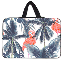 "10"" Tablet 10.1 12 13 14 15.4 15.6 17"" Notebook Inner Case Bags Flamingo Laptop Shell Pouch Bag Chuwi Huawei Apple Tablets"