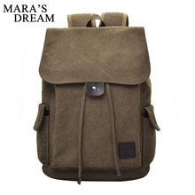 Mara's Dream Unisex Backpack Designer Book Bags For School Backpack Casual Rucksack Daypack Canvas Laptop Fashion Men Backpacks
