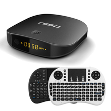 2017 Best T95D Android Tv Box RK3229 Quad Core 1G/8G Cortex-A7 1.5G 32-bit WIFI Ultra HD KODI 16.1 Set-top Box Media Player