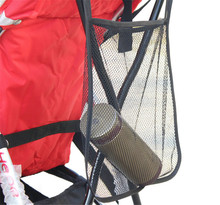 Baby Stroller Carrying Bag Baby Stroller Mesh Bag A Net BB Umbrella Car Accessor Vee_Mall(China)