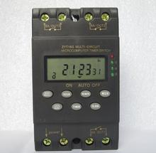 English version,export quality,ZYT16G-3a multi channel automatic program/programmable timer switch 220V(China)
