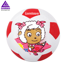 Plesant Goat and Big Big Wolf Kid Football Ball Size 1 Children's Sports Training Soccer Ball(China)