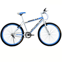 2017 Hot Selling 21 Speed Carbon Mountain Bike Bike Ultra-light Bike Cycle Transmission Two-disc Brake Vibration Bike(China)