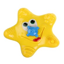 Funny 2 Colors Children Bathing Water bath Toy Starfish Baby Sassy Toys Cute Swimming Toys(China)