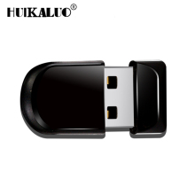 On Sale wholesale price Mini Pendrive 8gb USB Disk 16gb Memory Stick 32gb USB 2.0 Black Color Pen Drive 64GB USB Flash Drive(China)