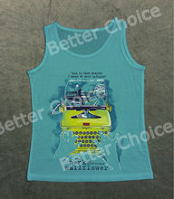 Track Ship+Retro Cool Vest Tank Top Camis Tee The Perks of Being Wallflower We were Infinite Typewriter TV Television Drama 1038