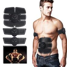Muscle Trainer Wireless Sports  EMS Electric Pulse Treatment Massager Abdominal Training Muscle Stimulator Fitness Massage
