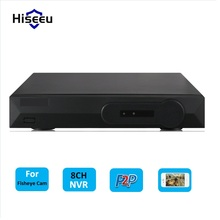Buy Hiseeu Full HD CCTV NVR fisheye P2 Camera VGA HDMI output H.264 Network Video Recorder Onvif P2P Digital video recorder 8CH for $55.00 in AliExpress store