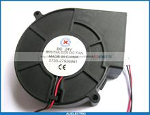 4 x Brushless DC Cooling Blower Fan 9733 24V 9733s 2pin(China)