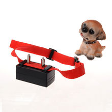 Top Sale New Practical Automatic Dog Training Electronic Electric Shock Collar Stop Barking Pet Bark Control Dog Collar