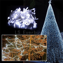 Multicolor Led String Lights 10M 20M 30M 50M 100M Xmas Holiday light outdoor decor lamp party wedding garden christmas Fairy - LS Everbuying Light store