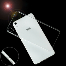 Lot 2pcs Protective Plastic Clear Hard Case Cover for IUNI N1 4G FDD LTE Mobile Phone MTK6753 Octa Core Android Phone