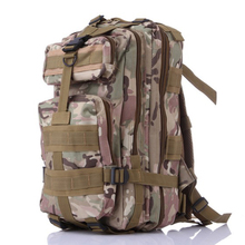 Army Backpack Molle military bag Trekking Camouflage Bagpack Men Women Travel mochilas masculine