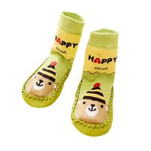 Buy Hot Sale Baby Cartoon Toddler Anti-slip Sock Kids Infant Newborn Warm Floor Cotton Socks Meias Infantil Calcetines #JD520 for $2.25 in AliExpress store