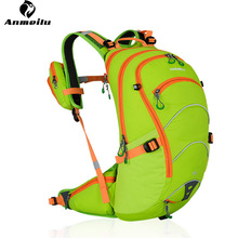ANMEILU 20L Waterproof Bicycle Backpack,Women Men Supension Cycling Backpack Outdoor Climbing Bag with Rain Cover 3 colors